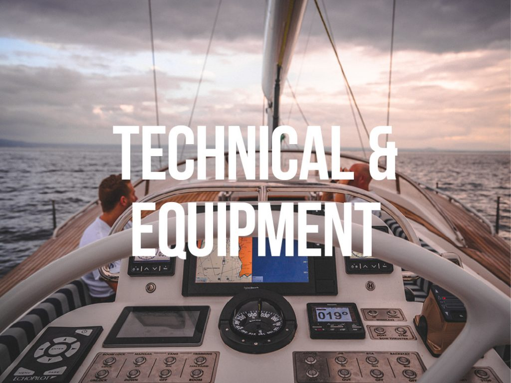 Technical & Equipment from Ocean Sailor Magazine