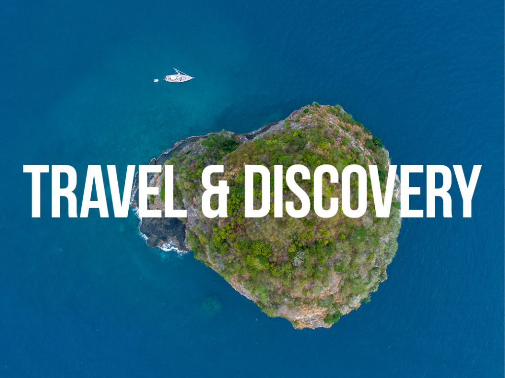 Travel & Discovery from Ocean Sailor Magazine